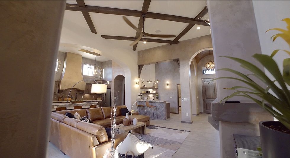 Open and Spacious Great Room - 2019 Award-Winner