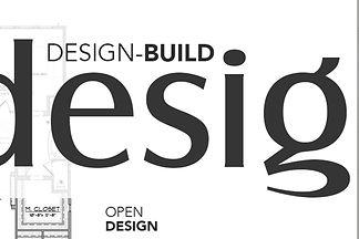 Open Design-Build
