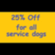 We offer 25% off clean ups for all servi