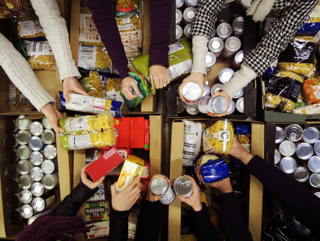 Food Bank donations urgently needed