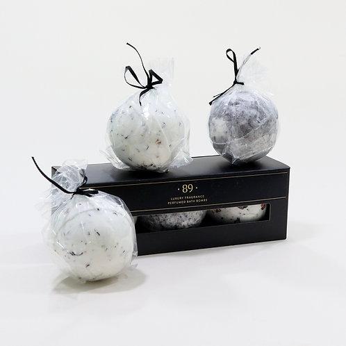 Bath bombs 3 pcs