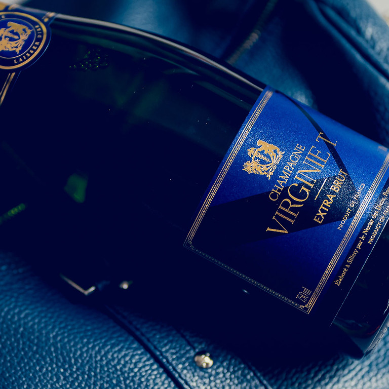 Virtual Tasting with Champagne Virginie T - A Family Legacy