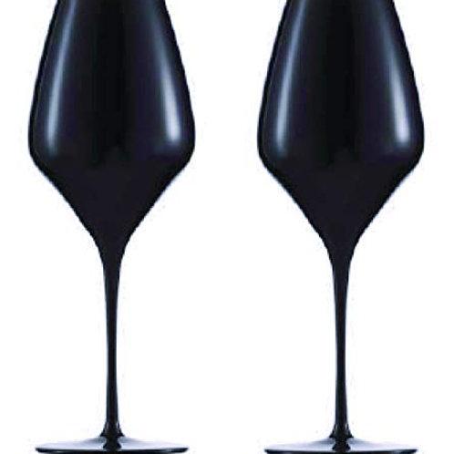 ZWIESEL 1872  - Blind Tasting Black Glass (set of 2)