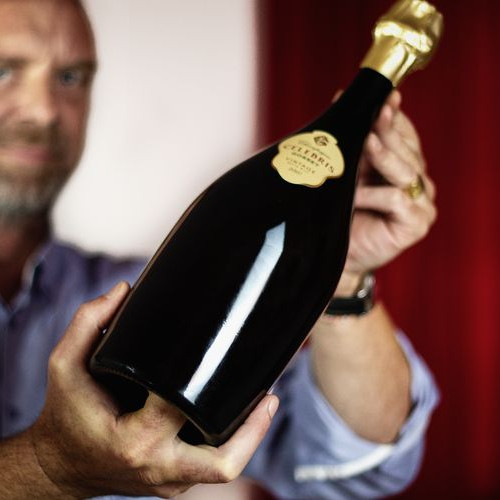 Five Centuries of Champagne with Gosset Cellar Master Odilon de Varine