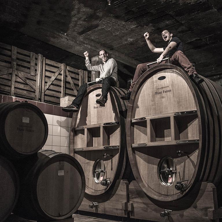 Uncover the distinctive champagnes of the Montagne de Reims with Huré Frères