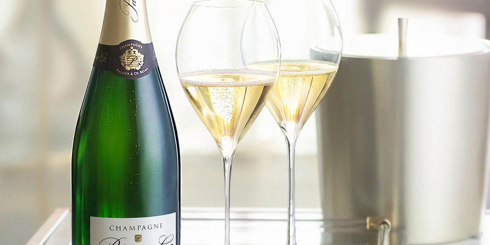 The Magic of Time with Champagne Palmer & Co