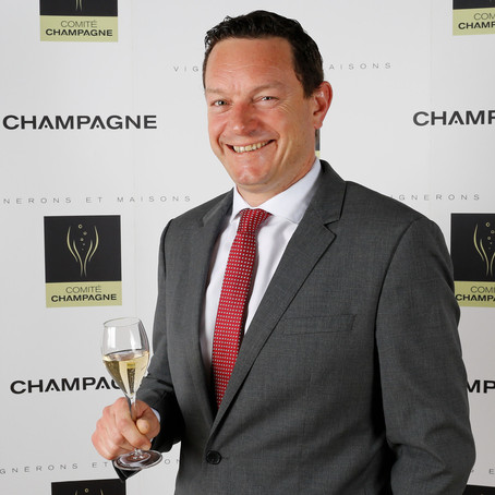 Planning the Future of Champagne with Thibaut Le Mailloux