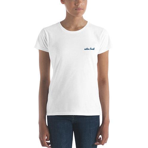 Extra Brut Women's short sleeve t-shirt