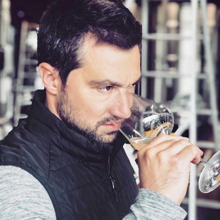 Dinner with Next Gen winemaker Etienne Calsac