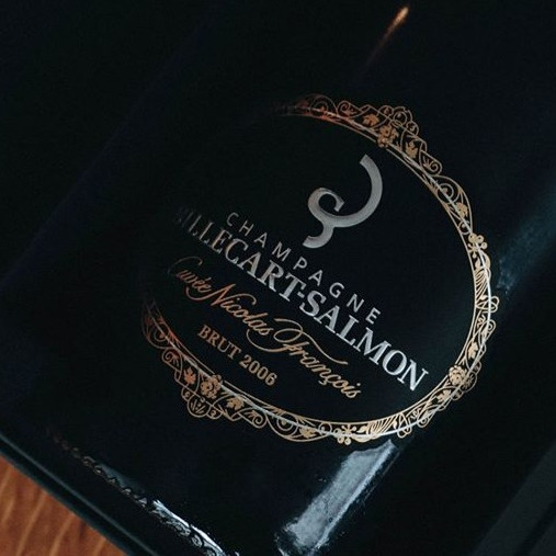 Virtual Champagne Masterclass with Antoine Roland-Billecart