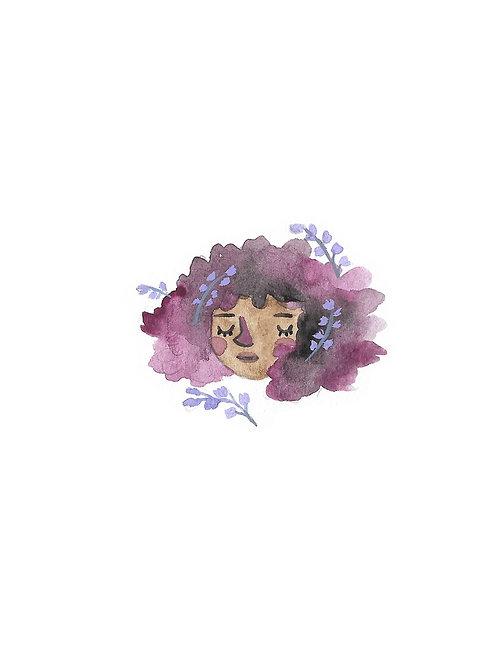 Lavender Gal