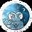 Thumbnail: Best Friend Blue Sticker