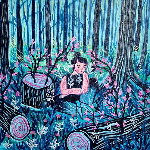 Her Magnolias