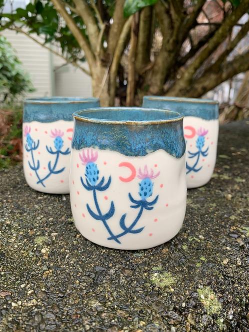 Moon & Thistle Mug