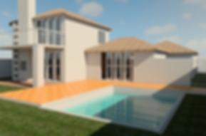 House plan pretoria estate