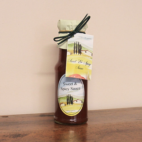 Sweet & Spicy Sauce