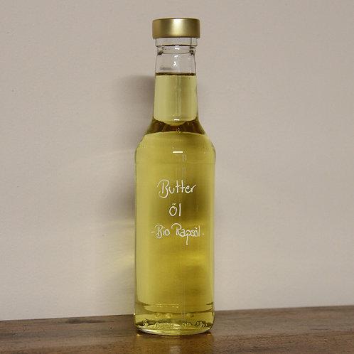 Butteröl -Bio Rapsöl-