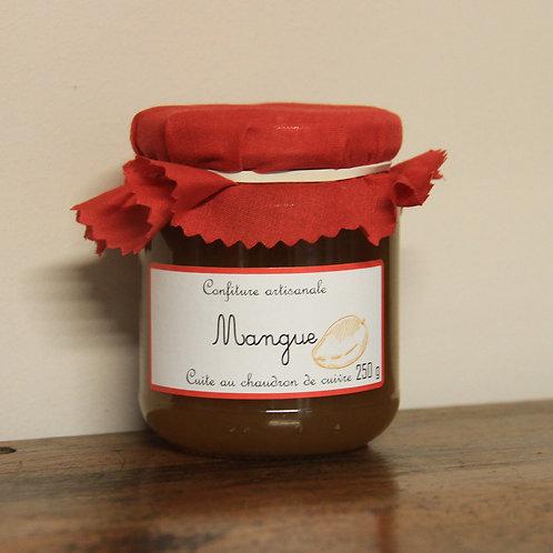 Confiture artisanale Mangue Mango-Konfitüre