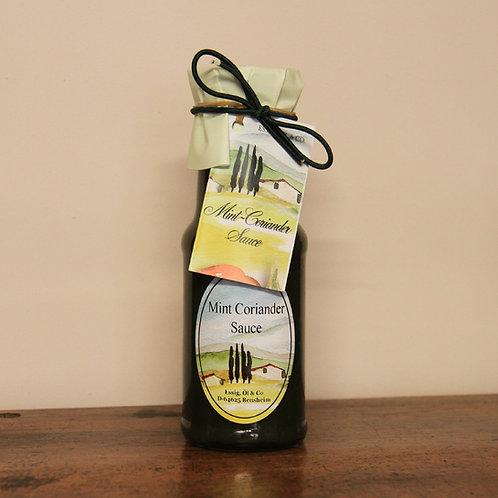 Mint & Coriander Sauce