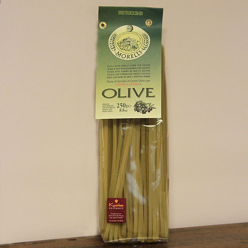 Fettuccine alle Olive