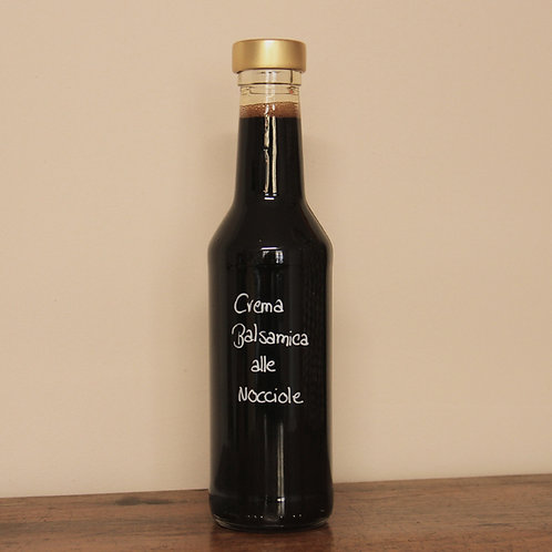Crema Balsamica alle Nocciole