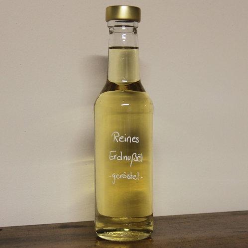 Reines Erdnussöl -geröstet-