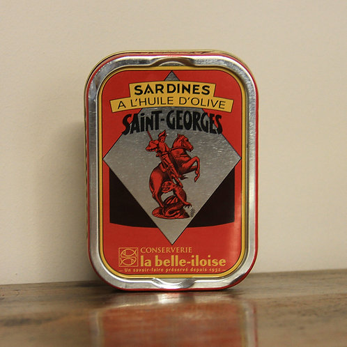 Sardines Saint-Georges
