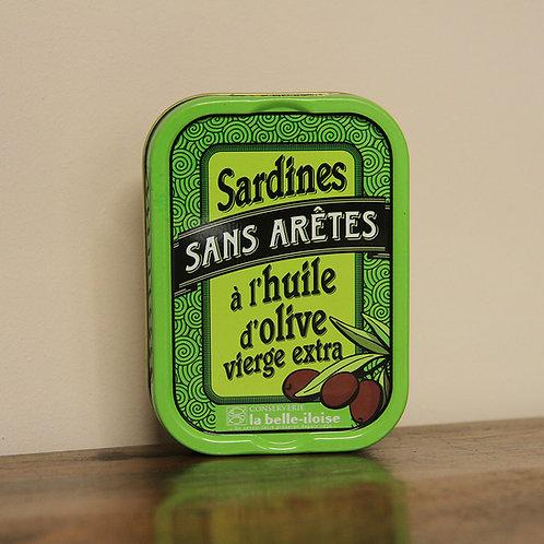 Sardines sans Arêtes