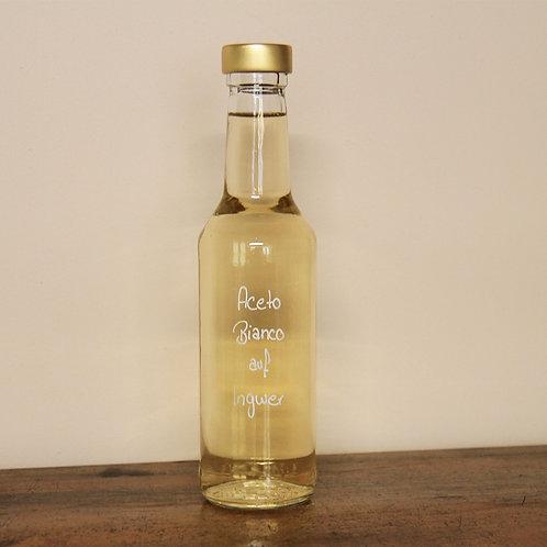 Aceto Bianco mit Ingwer