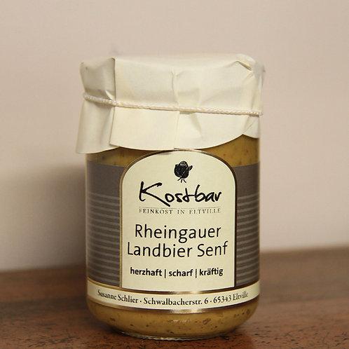 Rheingauer Landbier Senf