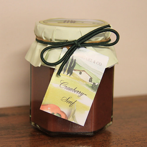 Cranberry Senf