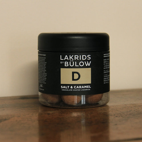 D - Salt & Caramel - Lakrids by Bülow