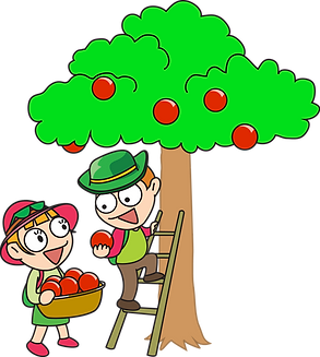초록배낭 캐릭터-과일.png