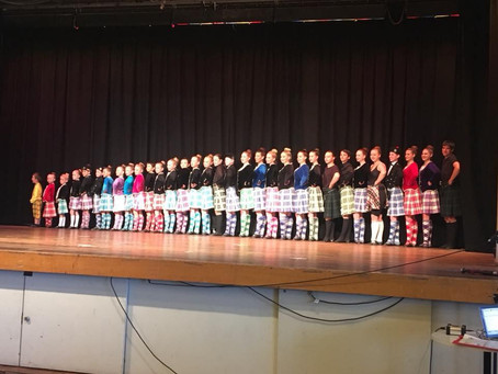 Syllabus now live - Central Coast Highland Dancing Titles