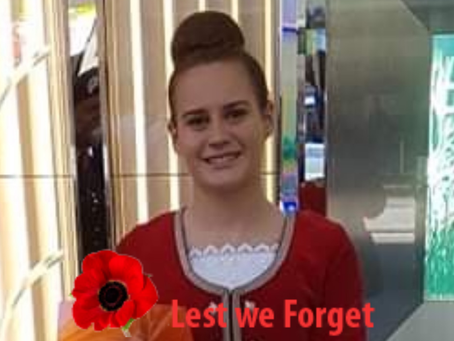 Lest We Forget - Anzac Day March