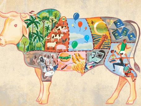 Alimentação e patriarcado: como o consumo de carne reforça padrões de gênero