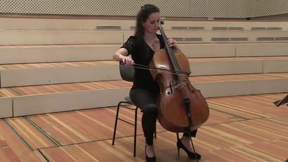 Allemande aus Suite 6 -Johann Sebastian Bach
