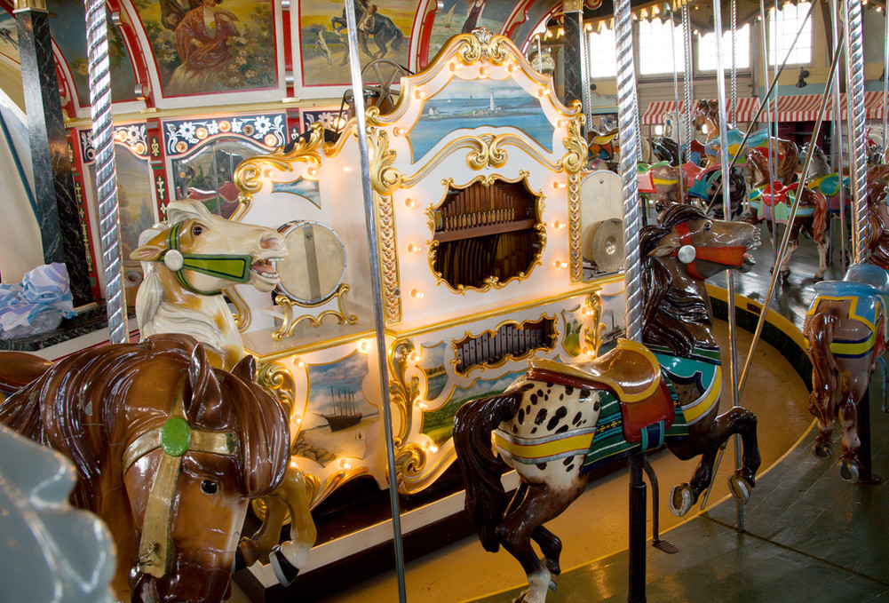Paragon Park Carousel