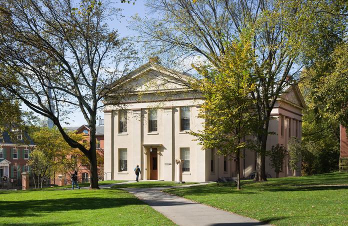 Rhode Island Hall, Brown University