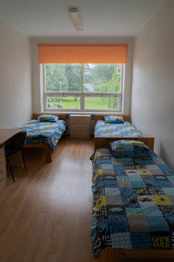 Õpilaskodu tuba