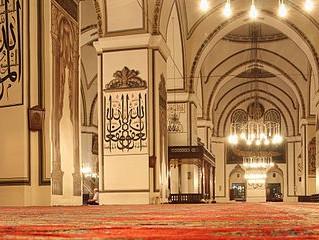 المساجد في بورصة