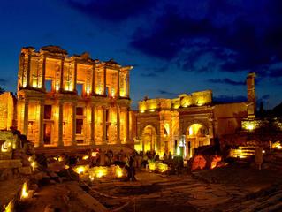 المناطق الاثرية في تركيا