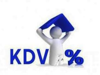 ضريبة القيمة المضافة ( KDV ) في تركيا