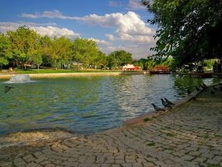 الحدائق في تركيا