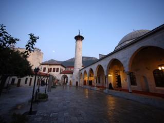 المساجد في انطاليا