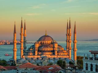 المساجد في اسطنبول
