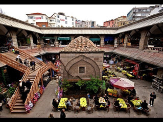 التسوق في تركيا