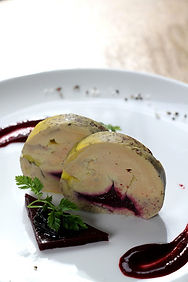 Ballottine foie gras