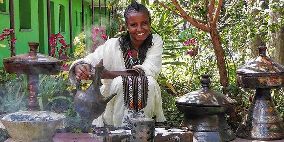 Café Ethiopie Hauts Plateaux Sidamo - 250g