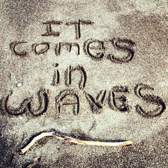 Grief Tsunami - COVID, Cancer & Cops